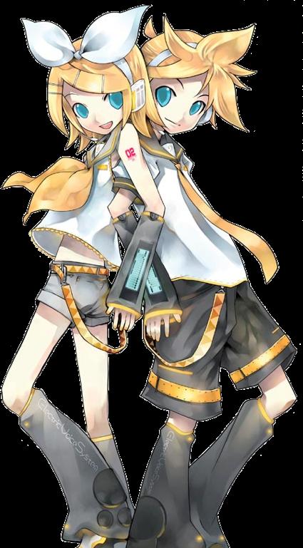 VOCALOID Kagamine Rin und Len