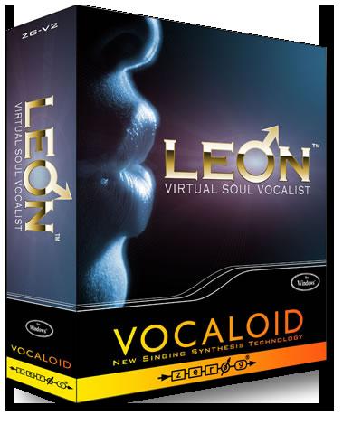 VOCALOID LEON
