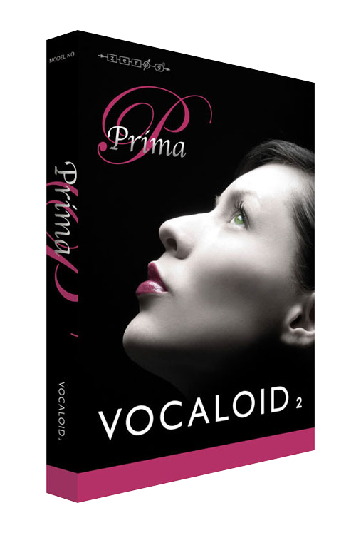 VOCALOID Prima