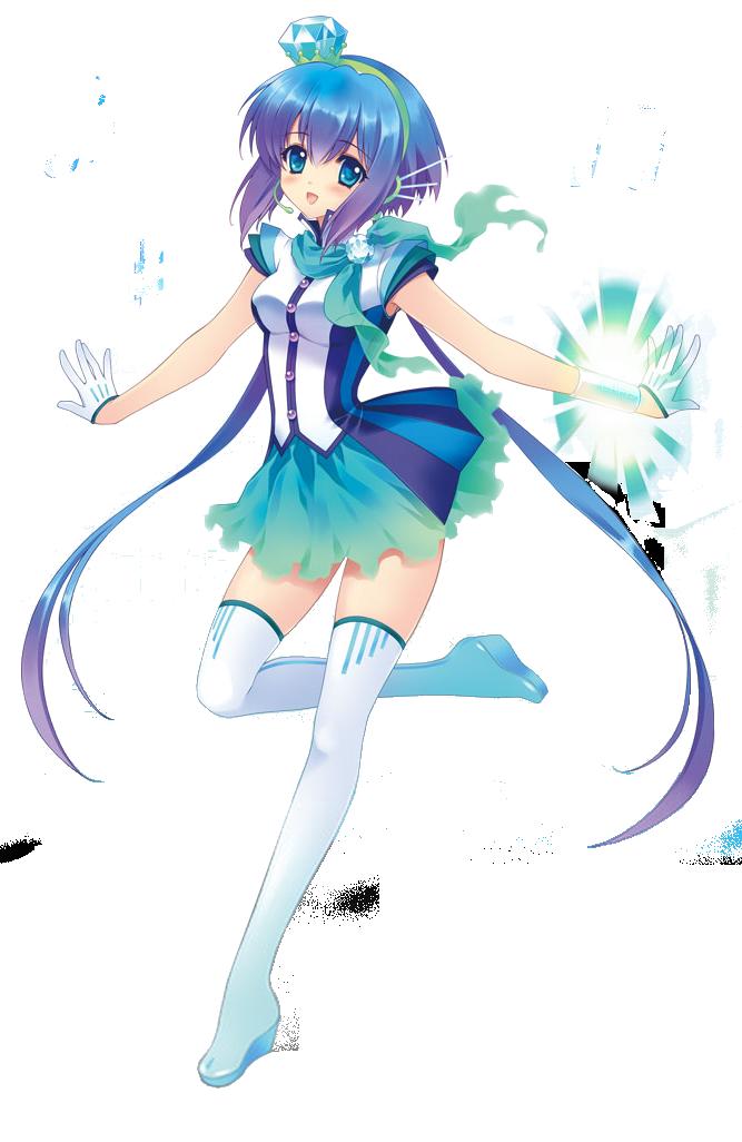 Vocaloid Aoki Lapis