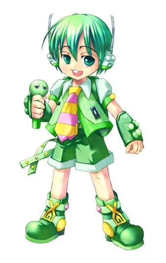 Vocaloid Ryuto