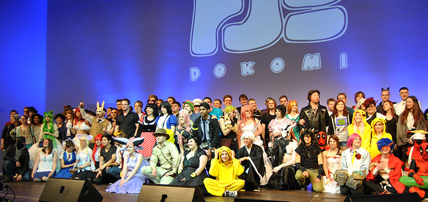 DoKomi 2015 Blog